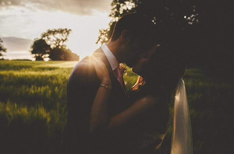 The old bridge wedding photography