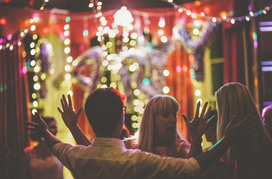 Dancing at colehayes park