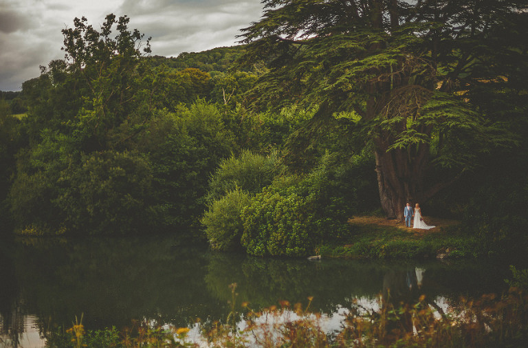 Bovey Tracey wedding photographer
