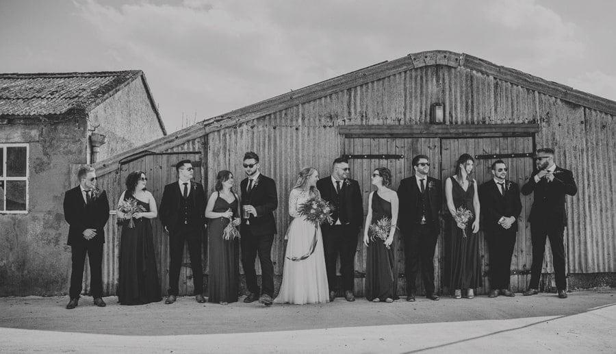 Eden Barn wedding photographers