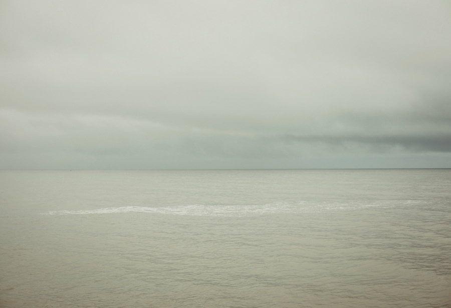 The beach at Lyme Regis in Dorset