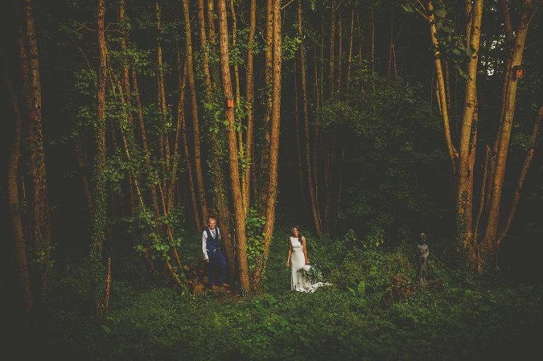The Yurt retreat wedding photographer