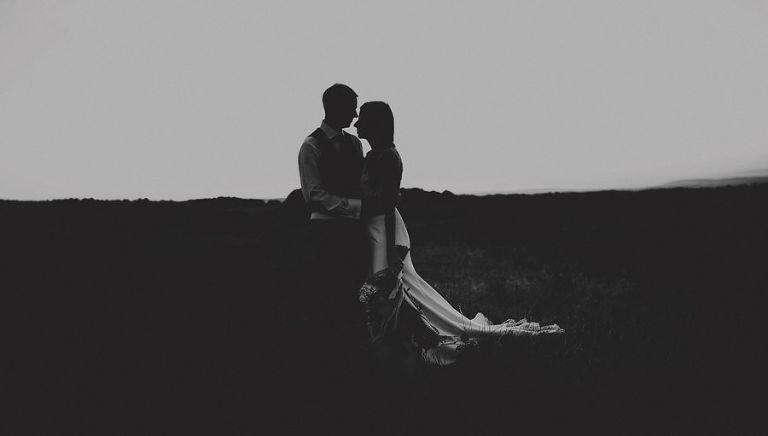 Yurt retreat wedding photographers