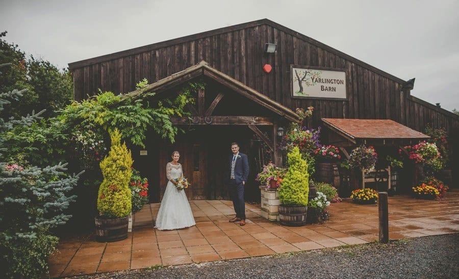Yarlington Barn wedding photographer
